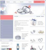 Jewelry Store Pink/Grey