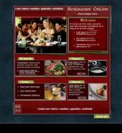 Red Restaurant Online