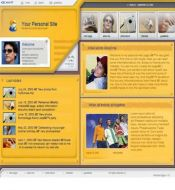 My Page in Yellow